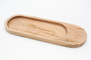 Damien Catchall Tray in Maple