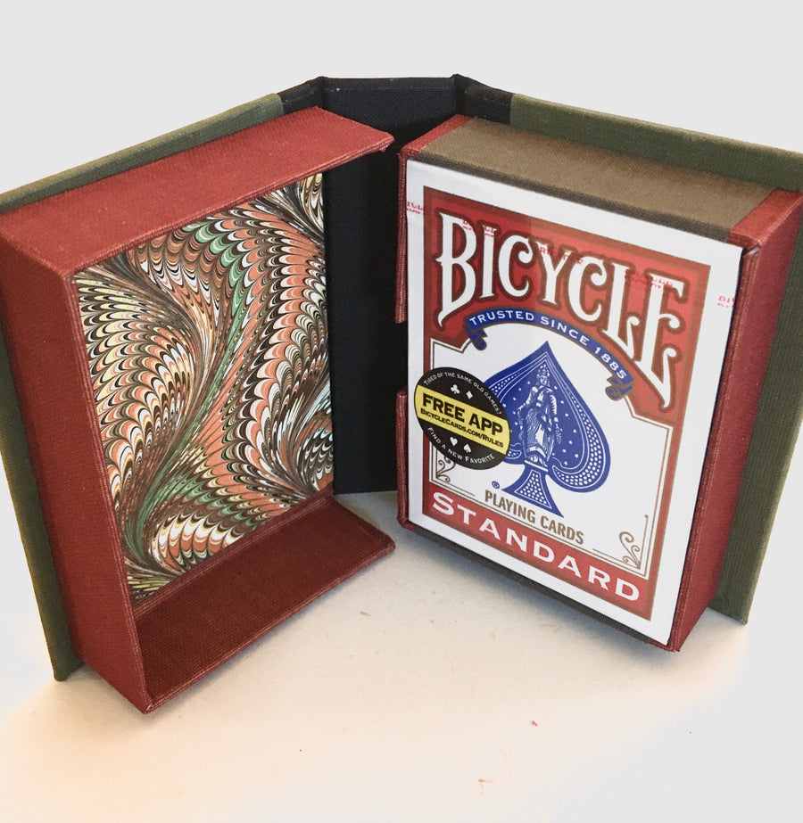 Playing card boxes OOAK