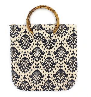 The Paisley Birch Bag - Clover Market