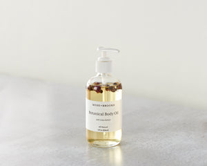 Botanical Body Oil - Clover Market