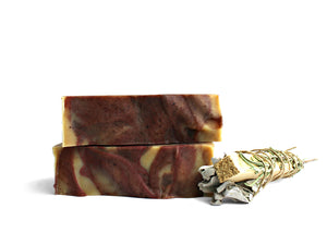 Cedarwood Bergamot Natural Soap