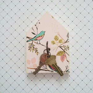 Home Sweet Home Bird Key Hook - Exclusive