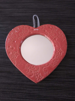 Heart or Star Mirror