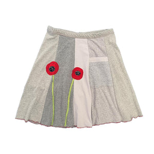 Mini Skirt-Poppy - Clover Market