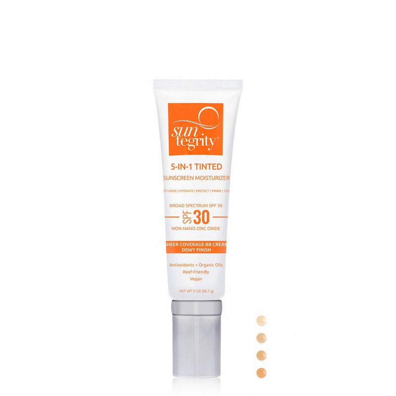 5-in-1 Tinted Moisturizer