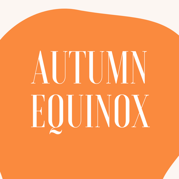 Autumn Equinox Fall Facial Treatment