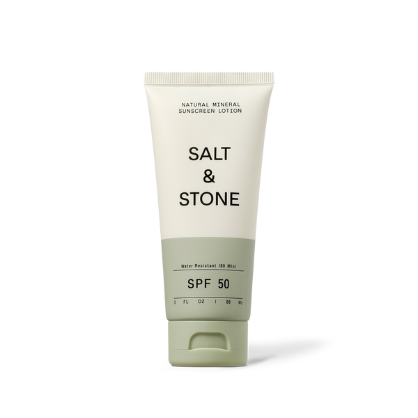 Natural Mineral Sunscreen Lotion SPF 30