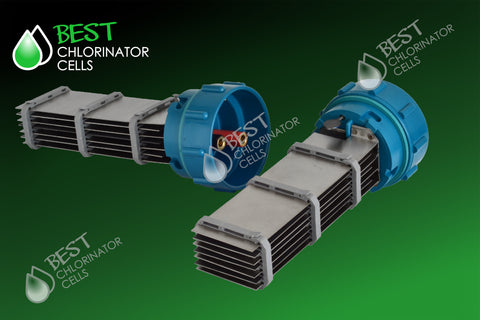 Clearwater B500 Cell - made up of 2 x special B250 Cells (with 4 Anodes/cell) - 50g/hr