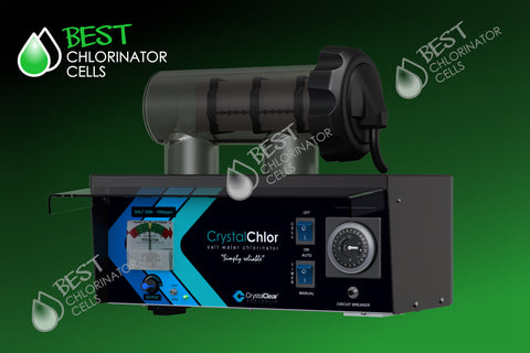 Crystal Clear 40 amp Reverse Polarity Chlorinator