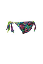 Load image into Gallery viewer, SAMPLE SALE REVERSIBLE TIE-SIDE BIKINI BOTTOMS