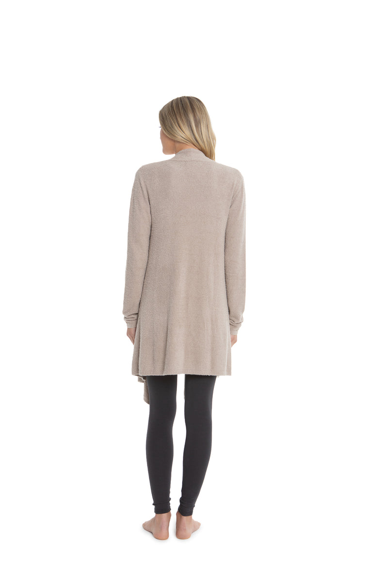 Barefoot Dreams CozyChic Lite Island Wrap -Taupe