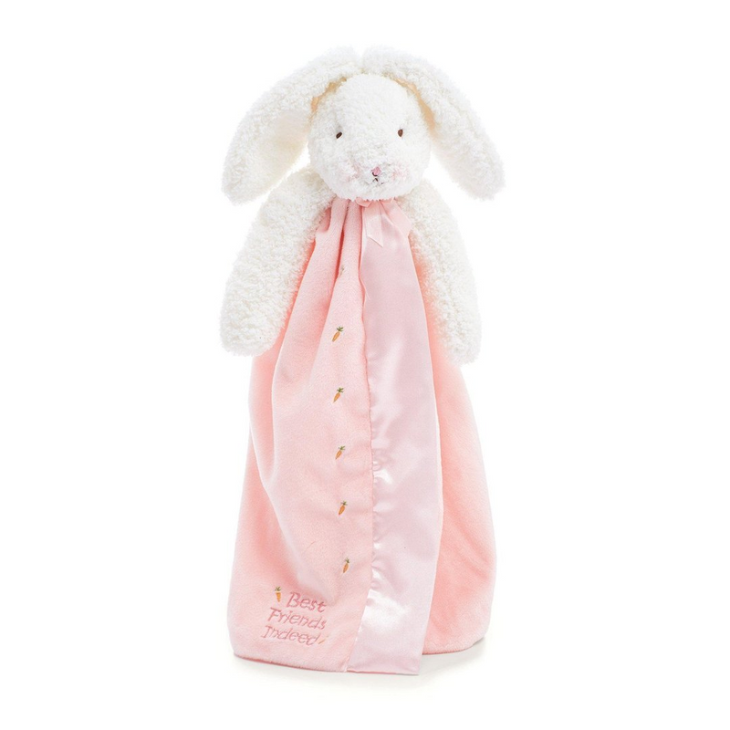 Pink Bunny Lovie - Personalization Available