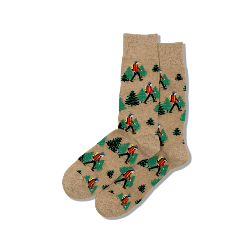 Men's Crew Socks - Hiking