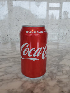 Can of Soda Pop