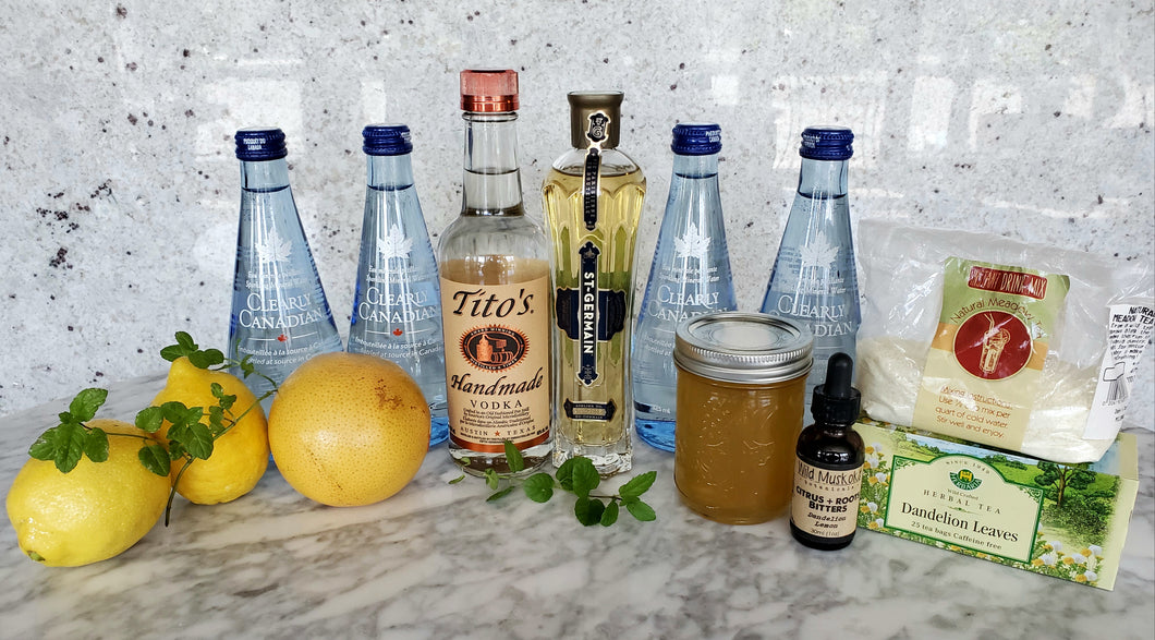 COCKTAIL KIT: Dandy Lyin' Around