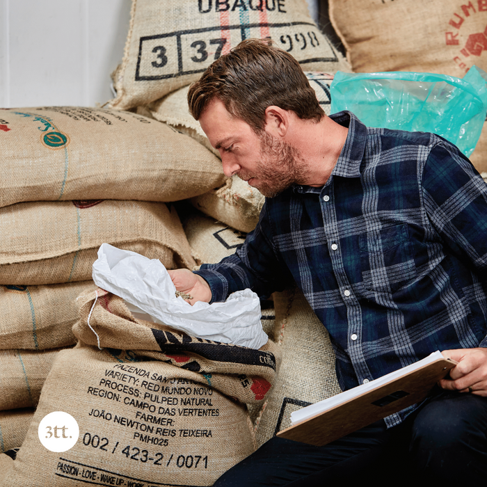 Working with Passionate Farmers - Rumble Coffee