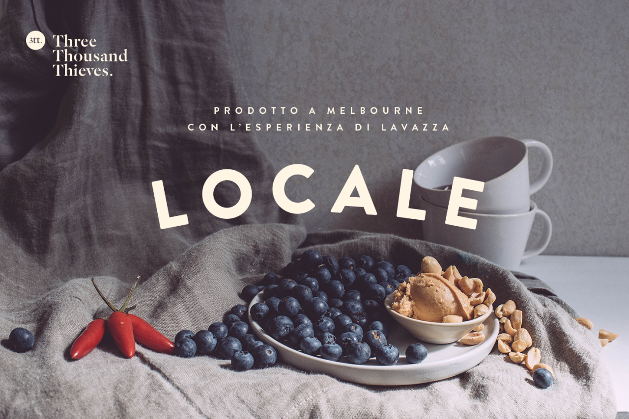 No. 141 by Locale Espresso for September 2014 - The New Local Favourite.