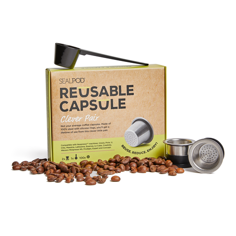 Reusable Nespresso Pod Box