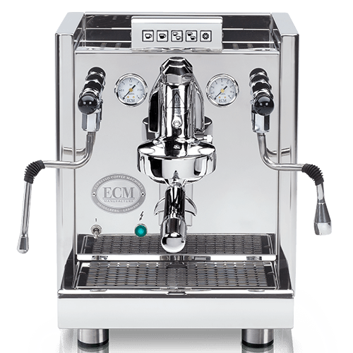 ECM electronika coffee machine