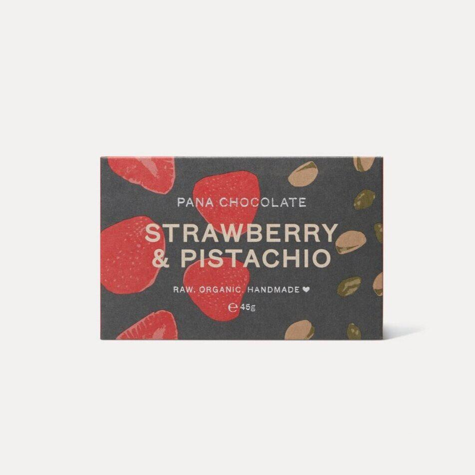 Pana Organic -Strawberry & Pistachio 45g