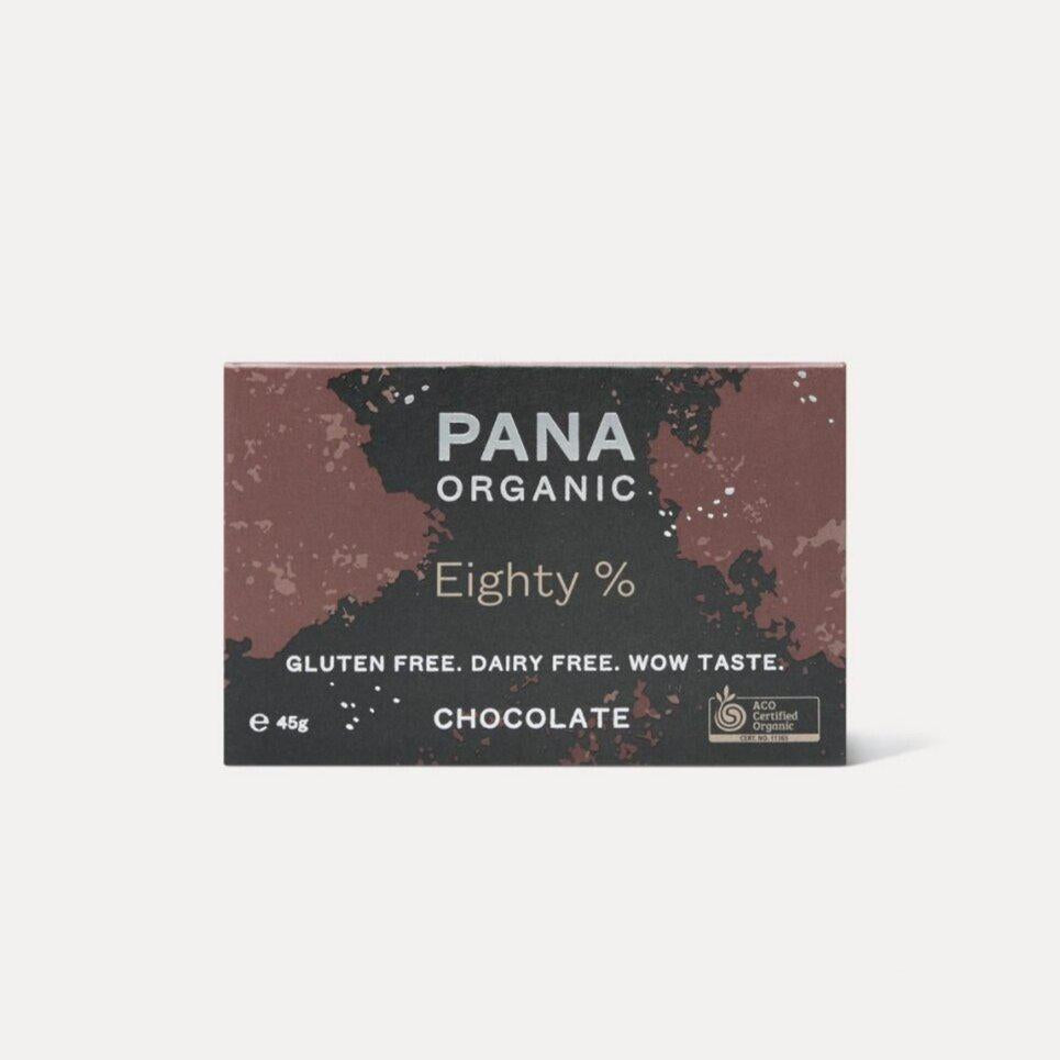 Pana Organic - Eighty % 45g