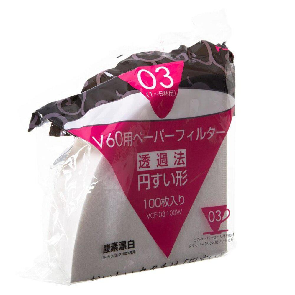 Hario - V60 White Papers