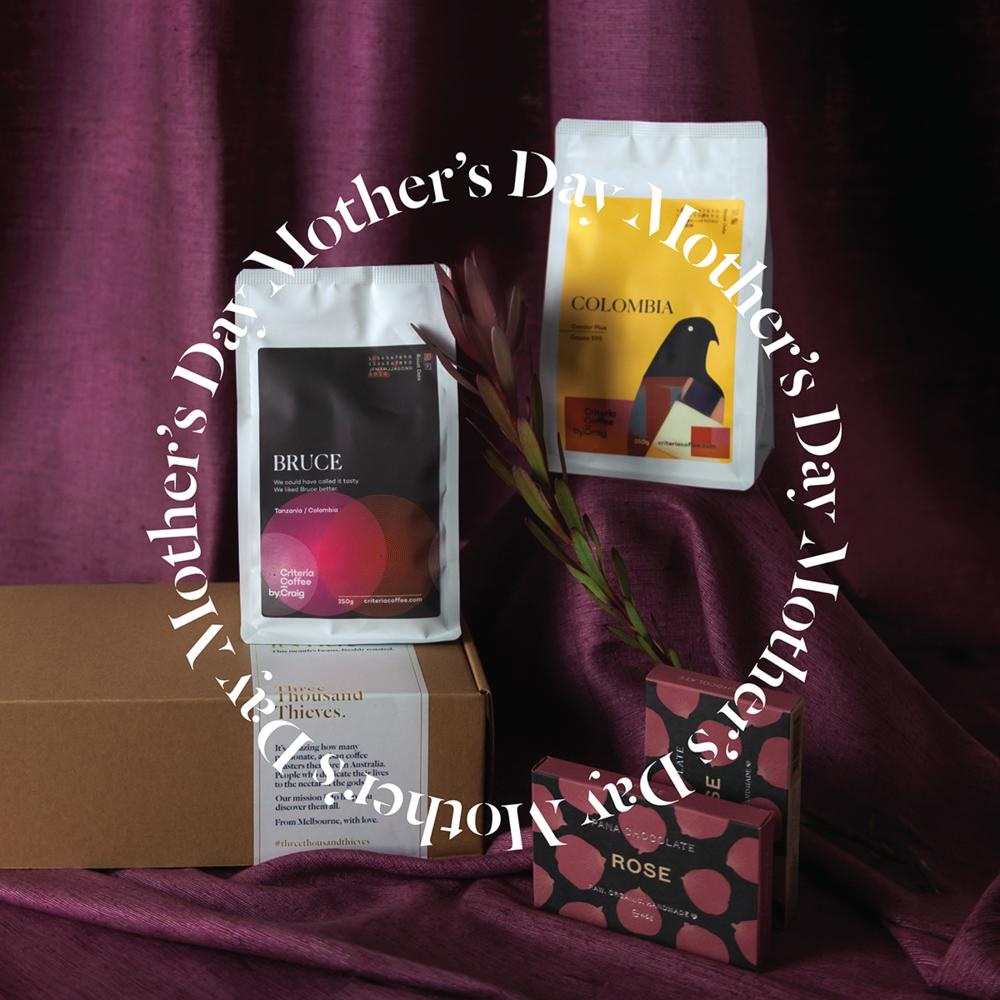 Mothers Day Gift Box ft. Pana Organic Chocolate