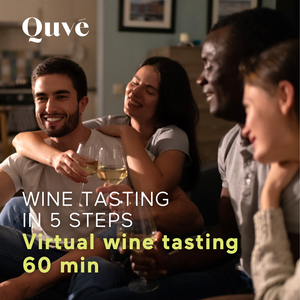 Wine Tasting in 5 Steps: Virtual Wine Tasting - 60 min