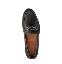 Load image into Gallery viewer, Men's Trask Seaton Loafer - Black Sheepskin
