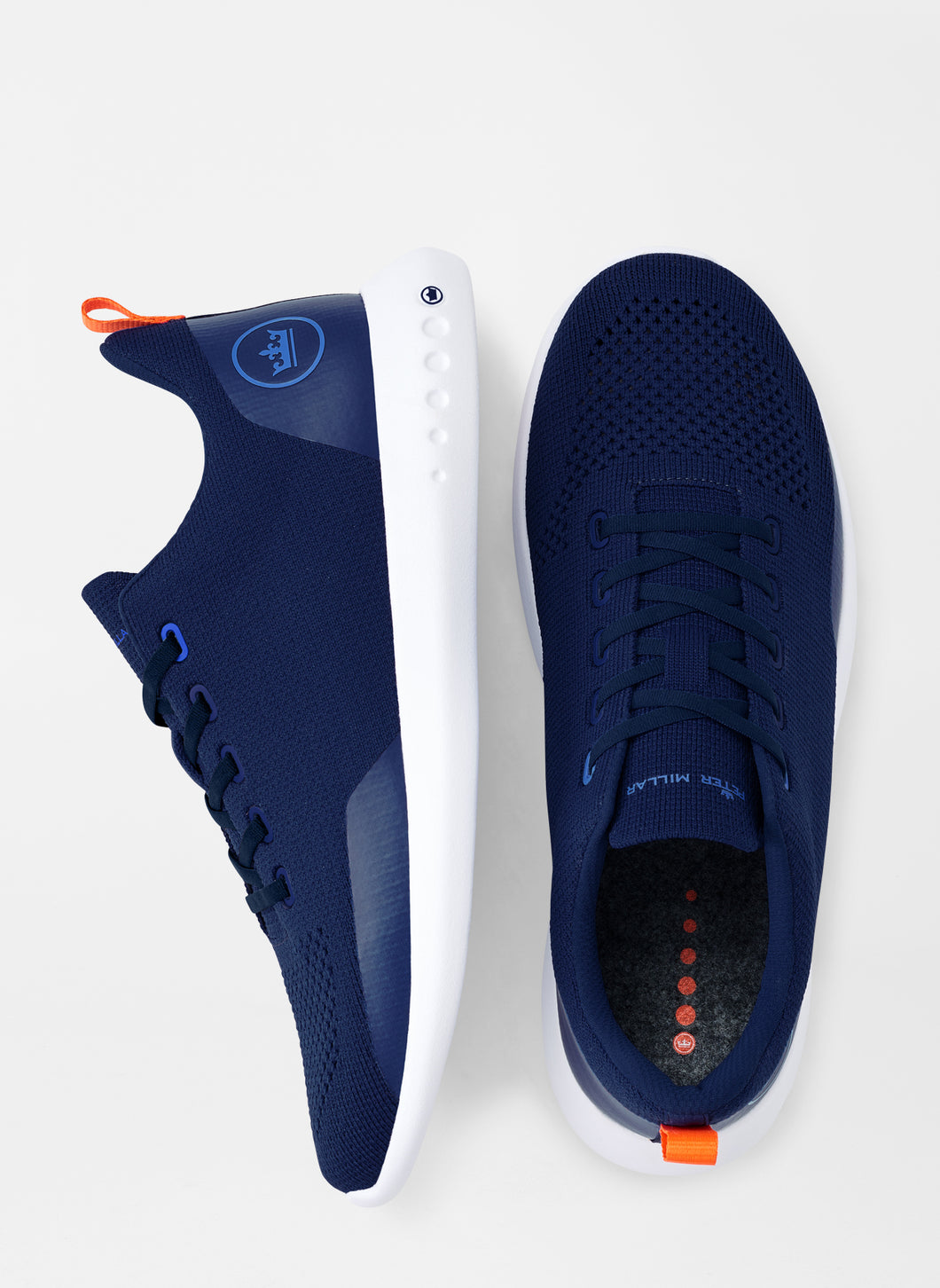 Peter Millar Hyperlight Glide Sneaker 2.0 Navy