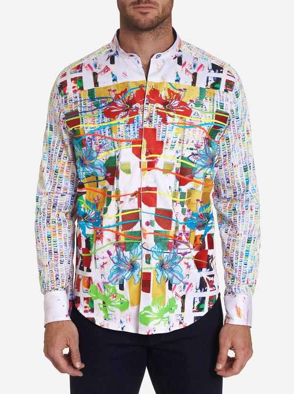 Robert Graham Limited Edition Tropic Victory Sport Shirt