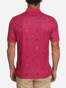Robert Graham Craft Beer Polo