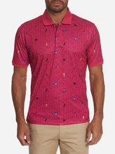 Load image into Gallery viewer, Robert Graham Craft Beer Polo