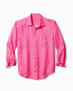 Tommy Bahama Sea Glass Breezer Linen Shirt