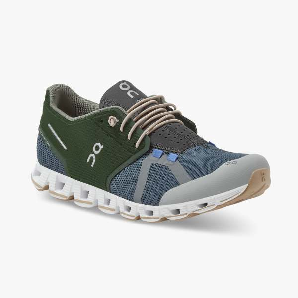 Men's On Cloud 70/30 - Cactus | Storm