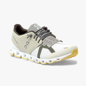 Women's On Cloud 70/30 - Hay | White