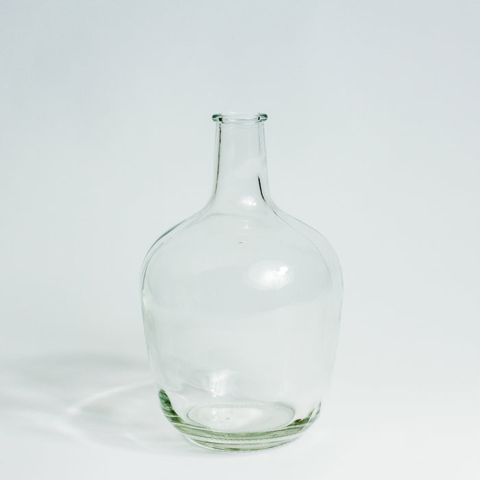Big Belly Glass Jar
