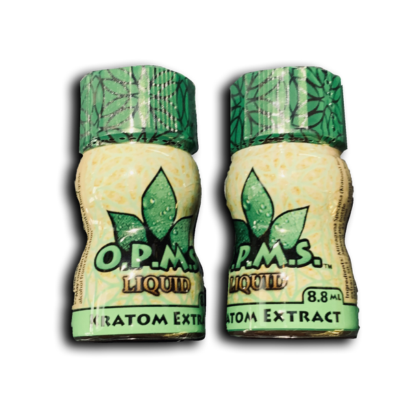 O.P.M.S. Kratom Extract 8.8 ML