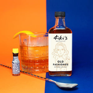 Kiki's Reserve Old Fashioned