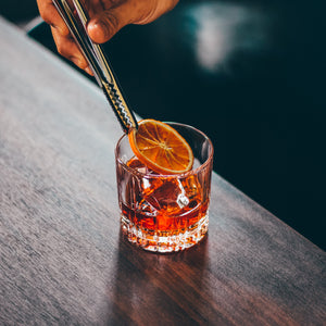 Negroni Week Exclusive: KOMYUNITI Old Negroni