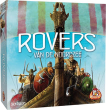 Load image into Gallery viewer, Rovers van de Noordzee