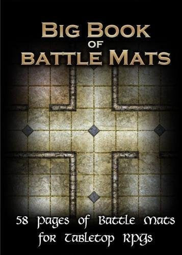 The Big Book of Battle Mats