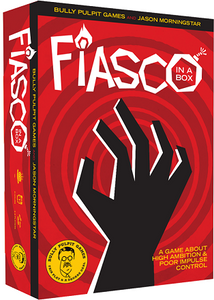 Fiasco- The Cinematic Game of Plans Gone Wrong