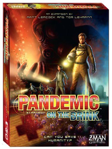 Pandemic- On the Brink ENG