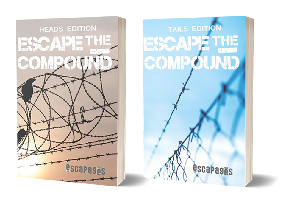 Escapages- Escape the Compound (bundle)