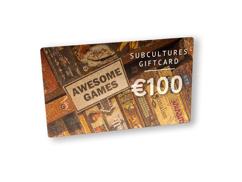 Giftcard €100