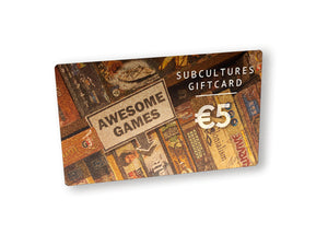 Giftcard €5