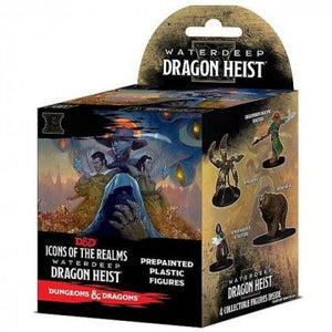 D&D Icons of the Realms: Waterdeep Dragon Heist Brick