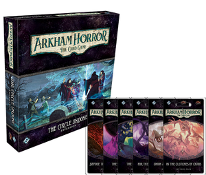 Arkham Horror LCG- The Circle Undone Cycle