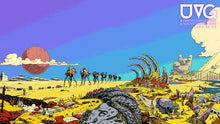 Load image into Gallery viewer, The Ultraviolet Grasslands RPG